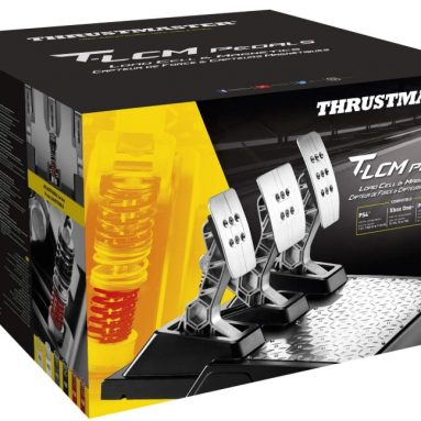 ThrustMaster T-Lcm Pedals – PC; Mac; Linux