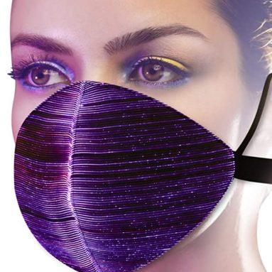 LED Rave Mask
