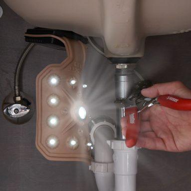 The Shape Shifting High Intensity Lamp