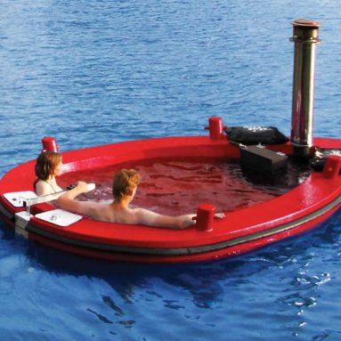 The Amstel Hot Tub Tug
