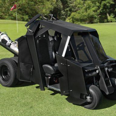 The Gotham Golfcart