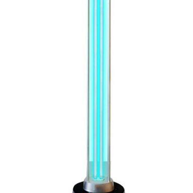 Portable Ozone Sanitizer Light UV Disinfection Light Germicidal UV Lamp