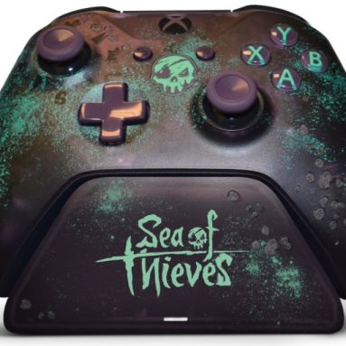 Controller Gear Sea of Thieves Special Edition Xbox Pro Charging Stand