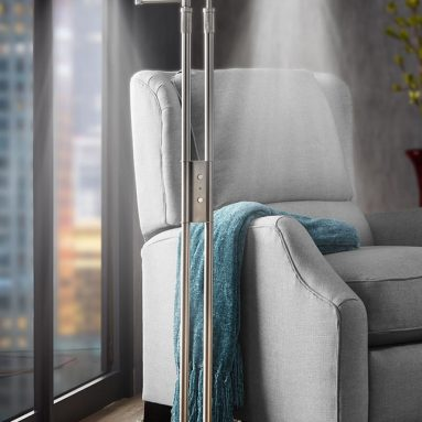 The Double Headed Adjustable Reading Lamp
