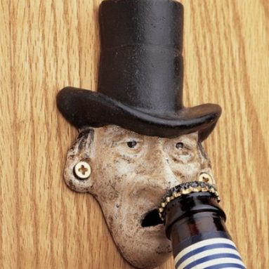 Top Hat Bottle Opener
