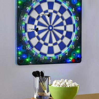 The Best Electronic Bluetooth Dartboard