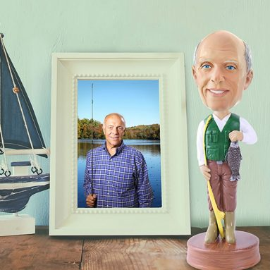 The Personalized Caricature Bobblehead