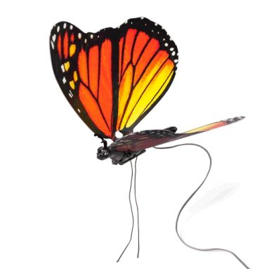 Muscle Wire USB Powered Moving Butterfly