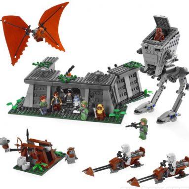 LEGO Star Wars The Battle of Endor