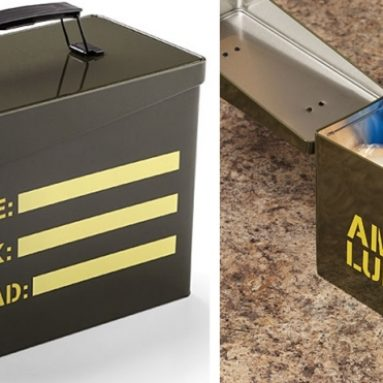 Ammo Lunch box