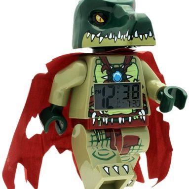 Lego Kids Legends of Chima Cragger Clock