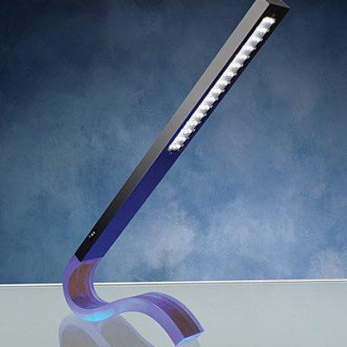 Desk Lamp with LED Mood Light