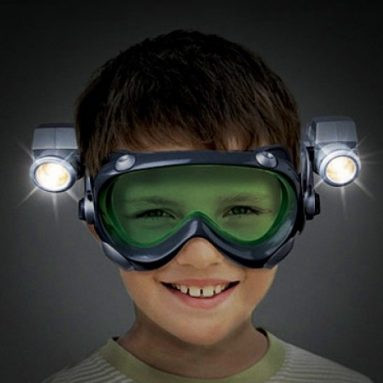 Light Vision Goggles