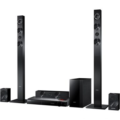 Samsung 7.1-Channel 1330Watt 3D Blu-Ray Home Theater System