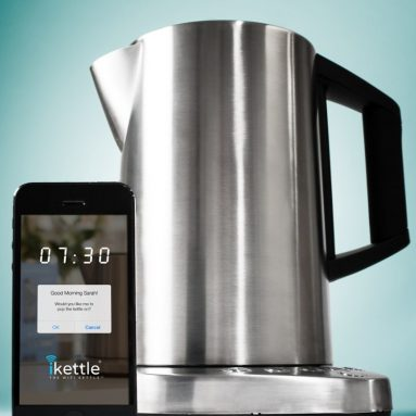 The World's First WiFi Kettle