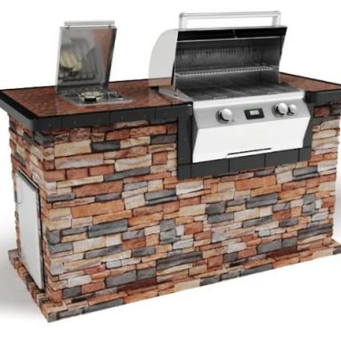 American Outdoor Grill Pre-Fabricated Islands