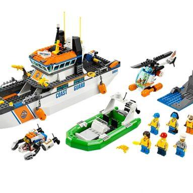 Coast Guard Patrol
