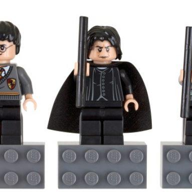 LEGO Harry Potter Magnet Set