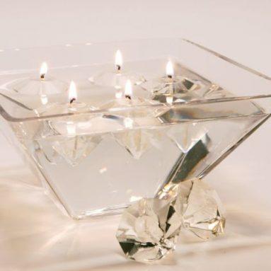 Diamond Gel Candles