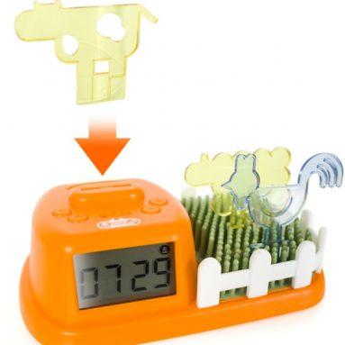 Farmland Alarm Clock