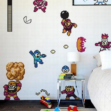 Capcom Wall Decals