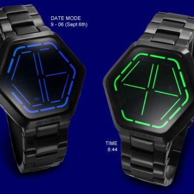 Kisai Night Vision LED Watch