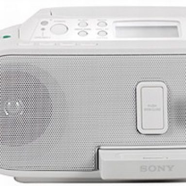 Sony ZS-S2iP CD Boombox with iPod Dock