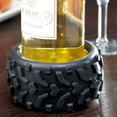 Wheel Wine Bottle Holder