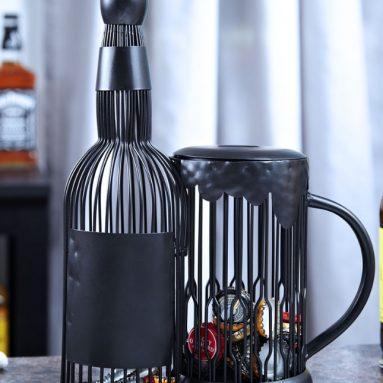 Mug Beer Bottle Cap Holder