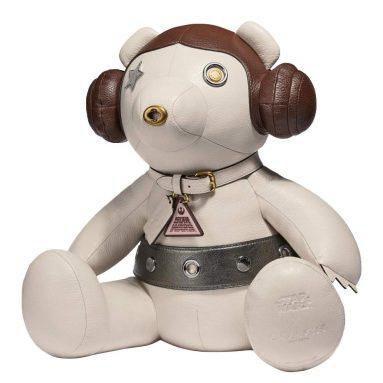 Star Wars X Princess Leia Collectible Bear