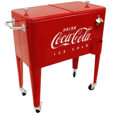 Coca-Cola Ice Cold Cooler