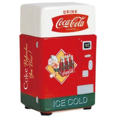 Coca-Cola Vending Machine Canister
