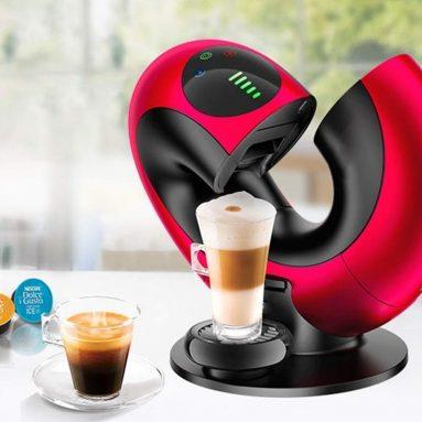 Coffee Machine Capsule Smart Touch