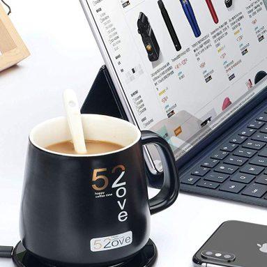 Coffee Mug Warmer with Wireless Charger