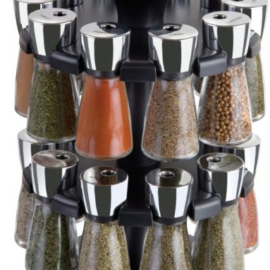 Cole and Mason Herb and Spice Rack Jar
