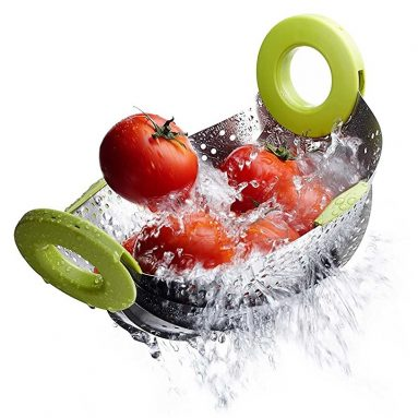 Collapsible Colander Steamer