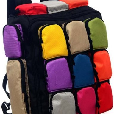 Large Capacity Laptop Travel Sports Bag Backpack