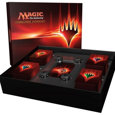 Commander Anthology Magic the Gathering