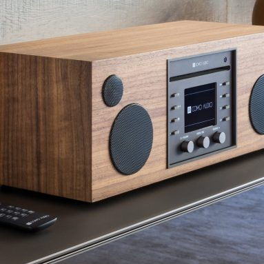 Wireless Music System with CD Player, Internet Radio, Spotify Connect, Wi-Fi, FM, Bluetooth and One Touch Streaming