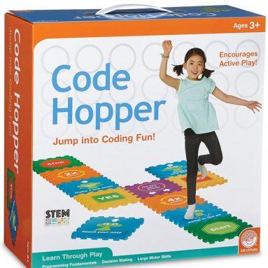 Computer Coding Fun! Active Game for Preschoolers