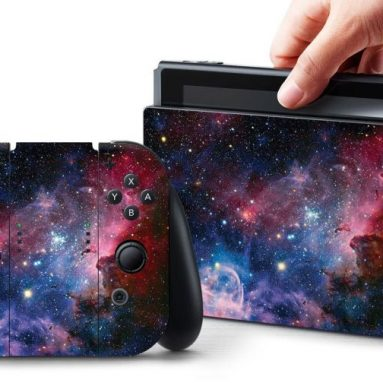 Controller Gear Nintendo Switch Gaming Skin