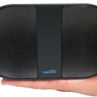 Portable Bluetooth Speaker with Speakerphone Function