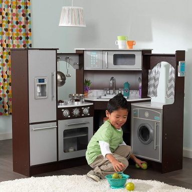 Corner Play Kitchen with Lights & Sounds