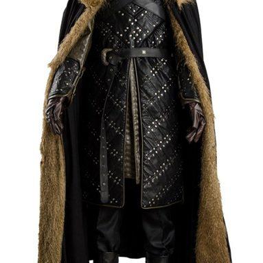 Game of Thrones Season 7 Jon Snow Armor Costume