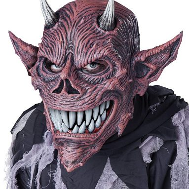 Costumes Men's Night Fiend Mask