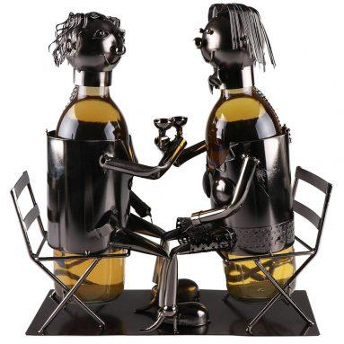 Couple Wine Bottle Holder