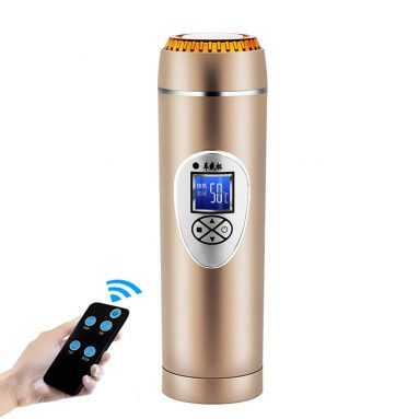 Creative Travel Car Mugs Smart Heating Cups For Cars Electric Kettles