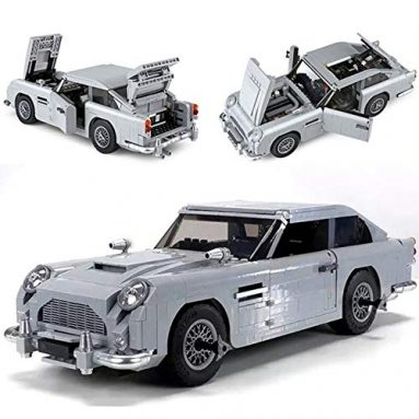 Creator DB5 Model Building Kits Bricks Toys