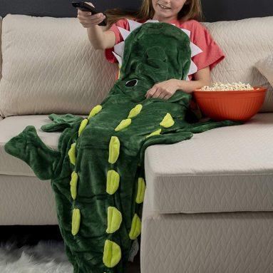 Crocodile Blanket