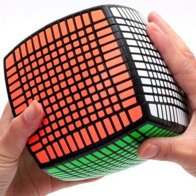 CuberSpeed Moyu 13×13 Magic cube